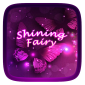 Shining Fairy Keyboard Theme icon
