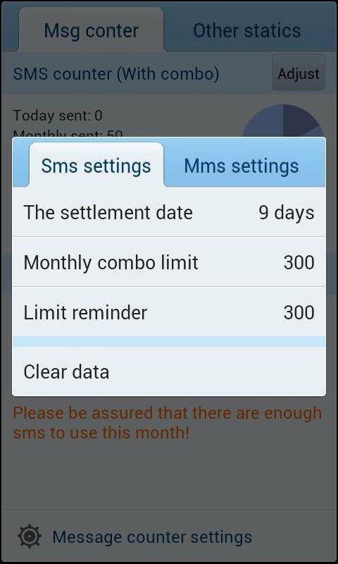 how to delete messages on go sms pro