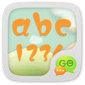 Luoblatin Font for GO SMS Pro icon