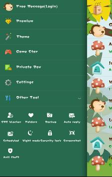 Luoblatin Font for GO SMS Pro apk screenshot