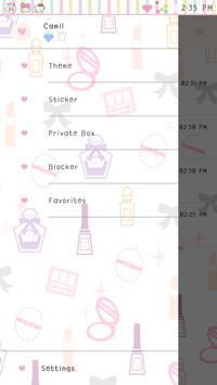 Doll Girl GO SMS apk screenshot