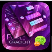 (FREE) GO SMS GRADIENT THEME biểu tượng