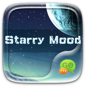 (FREE) GO SMS STARRYMOOD THEME icon