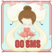 ZLOTUS swan GO SMS Theme icon