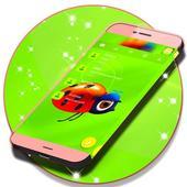 Ladybug SMS icon