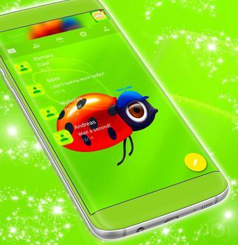 Ladybug SMS screenshot 2