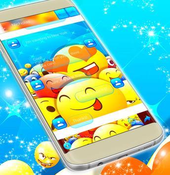 Emoji SMS Pro screenshot 3