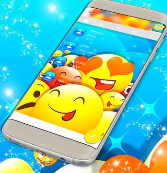 Emoji SMS Pro poster