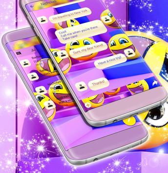 Free Emoji SMS App screenshot 1