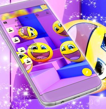 Free Emoji SMS App screenshot 2
