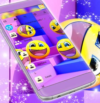 Free Emoji SMS App screenshot 4