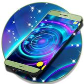 Stylish SMS icon