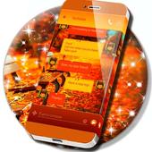 Autumn SMS icon
