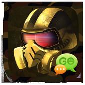 Army Camo SMS Theme icon