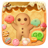 Cute Candy SMS Theme icon