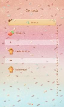 Candy GO SMS apk screenshot
