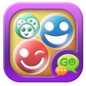 Color Shining GO SMS icon