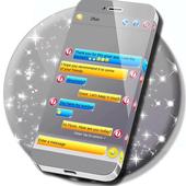 Shiny Colors SMS Theme icon