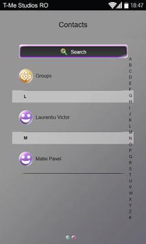 Color Shining GO SMS apk screenshot