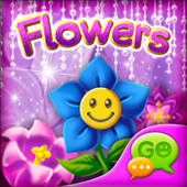 Flowers GO SMS icon