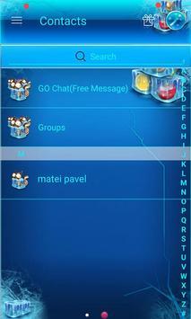 GO SMS Frosty apk screenshot