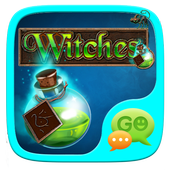 Wtches and Potions SMS Theme icon