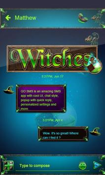 Wtches and Potions SMS Theme apk screenshot