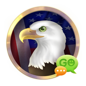 Fourth of July SMS Theme icon