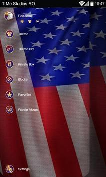 July 4th GO SMS apk screenshot