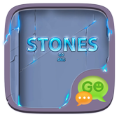 Stones GO SMS icon