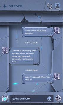 Stones GO SMS apk screenshot