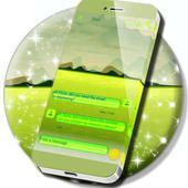 Green Lake Landscape SMS Theme icon