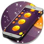 Golden SMS icon