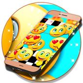 Emoji 2018 SMS icon