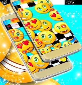 Emoji 2018 SMS screenshot 1