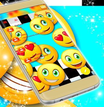 Emoji 2018 SMS screenshot 2