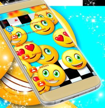 Emoji 2018 SMS screenshot 4