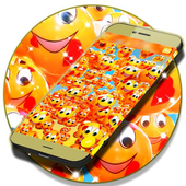 Emoji SMS App icon