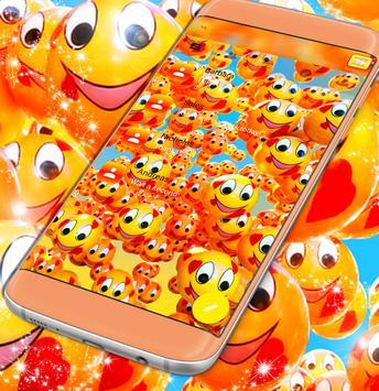 Emoji SMS App poster