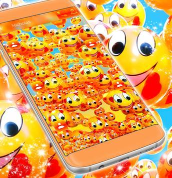 Emoji SMS App apk screenshot