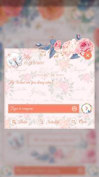 (FREE) GO SMS ABBY THEME screenshot 3