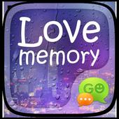 (FREE) GO SMS LOVE MEMORY THEME icon