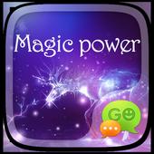 (FREE) GO SMS MAGIC POWER THEME icon