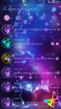 (FREE) GO SMS MAGIC POWER THEME screenshot 2