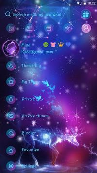 (FREE) GO SMS MAGIC POWER THEME screenshot 4