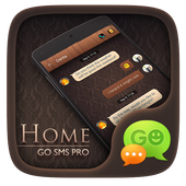 (FREE) GO SMS PRO HOME THEME icon