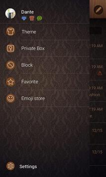 (FREE) GO SMS PRO HOME THEME screenshot 4