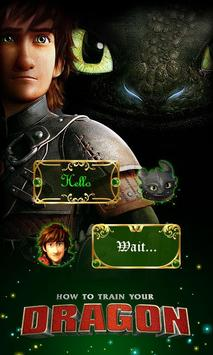 (FREE) GO SMS HOW TO TRAIN YOUR DRAGON THEME poster