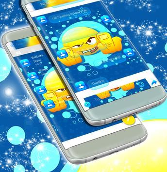 New Emoji Messenger screenshot 1