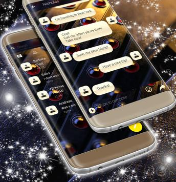 New SMS Theme 2018 apk screenshot